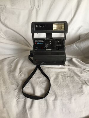 POLAROID ONE STEP CLOSE UP CAMERA for Sale in Beaverton, OR