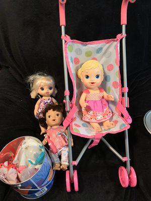 Baby alive bundle for Sale in Kapolei, HI