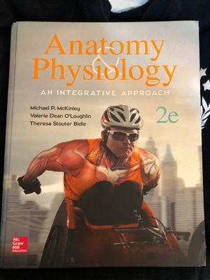 Anatomy & physiology textbook for Sale in Powhatan, VA