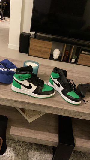 Air Jordan 1 Retro High OG 'Pine Green' for Sale in North Miami Beach, FL