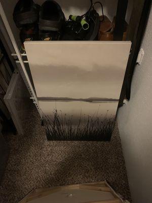 3 Piece Canvas Picture Set for Sale in Schaumburg, IL