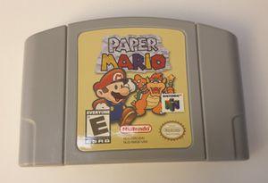 PAPER MARIO (N64) for Sale in Dexter, NM