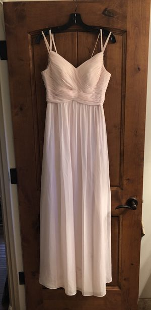 Blush Pink Braids maid / Prom Dress for Sale in Escondido, CA