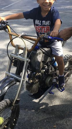 125cc Ssr Pit bike for Sale in Germantown,  MD
