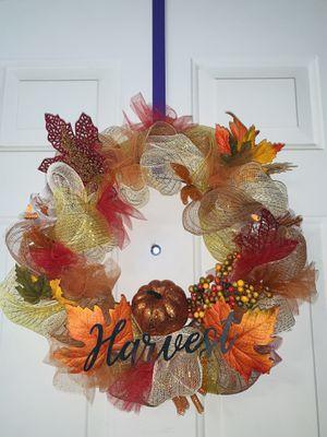 Fall/ Halloween themed wreaths for Sale in Peoria, AZ