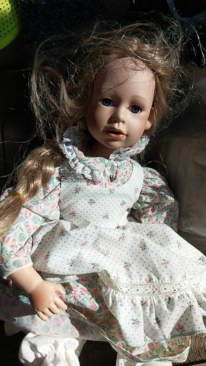 antique doll for Sale in Phoenix, AZ