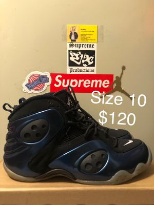 Zoom Rookie 'Binary Blue' Size 10 $120 for Sale in Hyattsville, MD