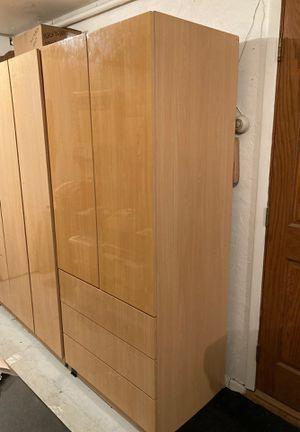 Wardrobe or Storage Cabinet for Sale in Franklin Lakes, NJ