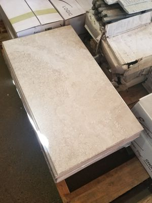 60sf of 12x24 tile flooring for Sale in Portland, OR
