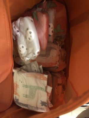 Free size 1 honest diapers. About 25. for Sale in Chandler, AZ