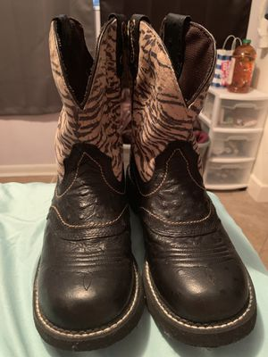 Justin Gypsy Boots for Sale in Wahneta, FL