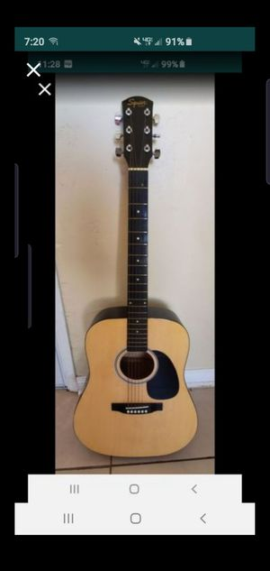 Squier by Fender Guitar w/ Bag for Sale in Spring Valley, CA