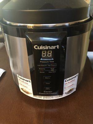 Cuisinart 6 qt pressure Cooker for Sale in Hayward, CA