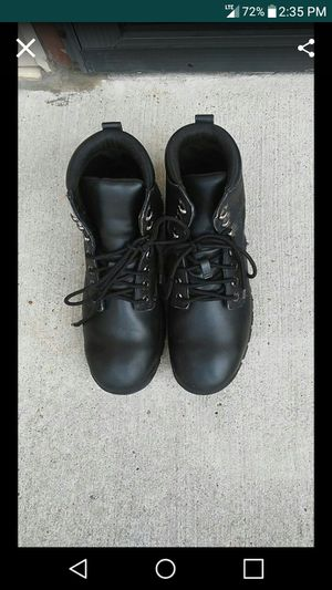 Shoes For Crews Men's Black Boots for Sale in Nashville, TN