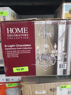 6-Light Chandelier for Sale in Lutz, FL