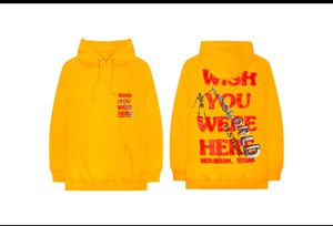 Astroworld hoodie yellow for Sale in Houston, TX