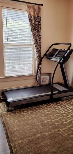 Read everything. Parts only.. Free Treadmill base board. Parts only.. NordicTrack NTL2495.3 for Sale in Roswell, GA