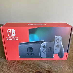 NINTENDO SWITCH CONSOLE V2 32 GB for Sale in Pembroke Pines, FL