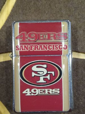 49 ers lighter for Sale in Modesto, CA