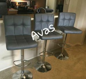 New bar stools in box free shipping 2 for 130 for Sale in Sunrise, FL
