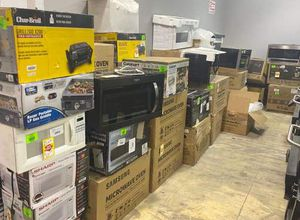 Microwave oven liquidation sale ⚡️⚡️⚡️⚡️ YW6 for Sale in Houston, TX