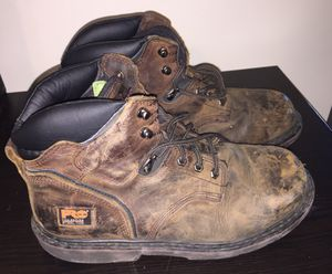 Steel-toed Timberland Pro Pit Boss Men's size 10.5M for Sale in San Diego, CA
