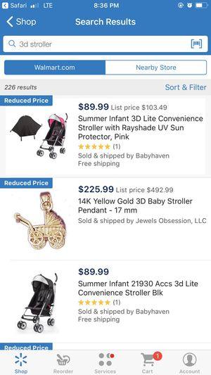 3D lite stroller make an offer for Sale in Nashville, TN