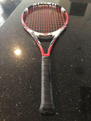 Wilson Steam 105s Tennis Racket for Sale in Los Angeles, CA