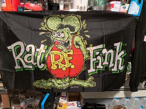 Rat Fink flag Brand New never flown mint condition for Sale in Toms River, NJ