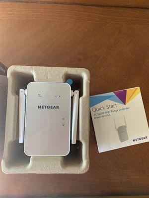 Netgear AC1200 wifi range extender for Sale in San Clemente, CA
