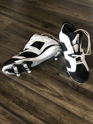 Air Jordan football Cleats (Size 12.5)🌺 for Sale in Everett, WA