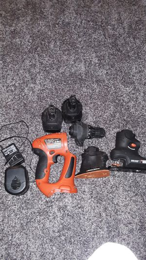 Black and decker drill set for Sale in Davenport, IA