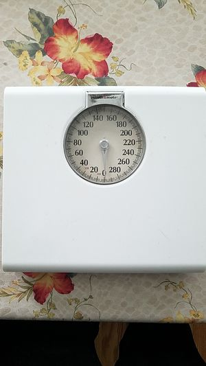 Analog bathroom scale for Sale in Irwindale, CA
