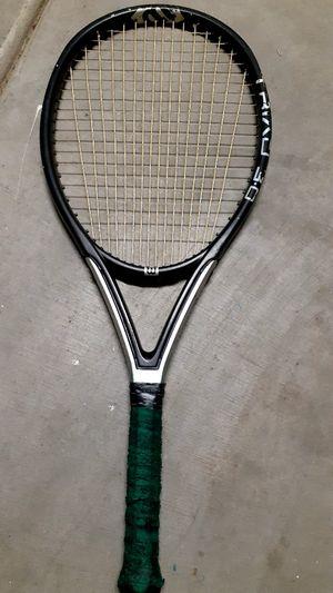 Tennis racket. Wilson Hammer Triad 3.0 for Sale in Perris, CA