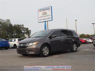 2016 Honda Odyssey for Sale in Orlando,  FL