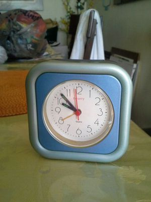 Ferarry alarm clock Quarts for Sale in Moreno Valley, CA