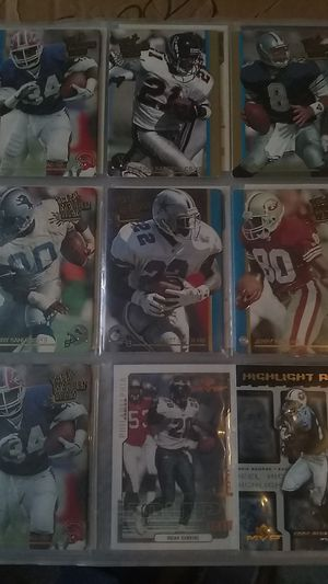 Baseball and football cards for Sale in Orting, WA