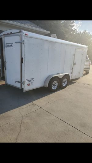 Enclosed trailer for Sale in Fort Worth, TX