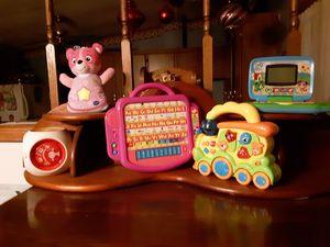 5 smart toys for Sale in Rustburg, VA