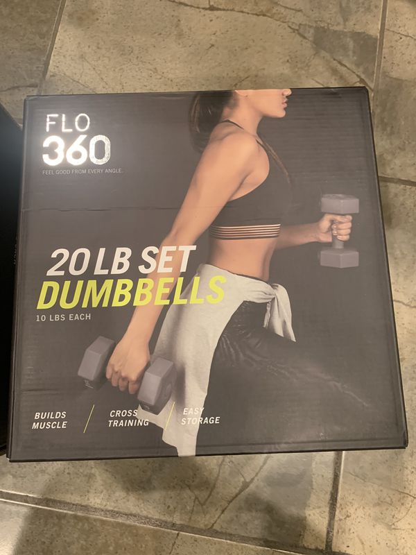 DUMBBELL SETS/ WEIGHTS
