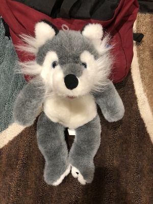 Wolf stuffed animal for Sale in Chula Vista, CA