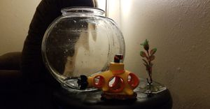 fish tank & accessories for Sale in Purcell, OK