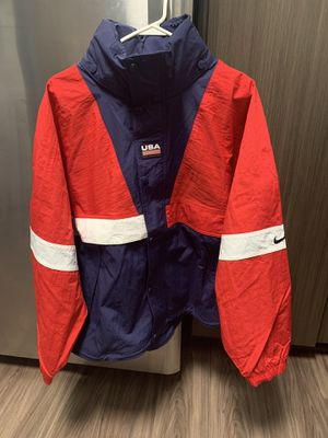 Nike lab USA jacket cheap offer up for Sale in Renton, WA