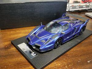 Used, 1:18 Ferrari Enzo Gemballa MIG-U1 resin model car for Sale for sale  Irvine, CA