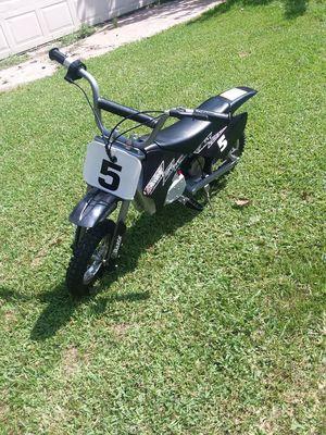 Razor dirt bike mx 350 for kids. for Sale in Houston, TX