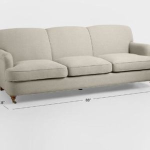 English Roll Arm Sofa for Sale in Arlington, VA