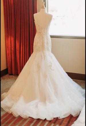 Wedding Dress - Mermaid for Sale in Laveen Village, AZ