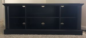 """TV console/table for TVs up to 60"""" (Espresso Finish), H 22""""xW 16""""xL54"""" for Sale in Atlanta, GA"""