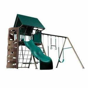 Lightly used Lifetime playground (only had it for one season ) for Sale in Fort Washington, MD
