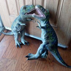 2 Giant Dinosaur Toys for Sale in San Bernardino,  CA